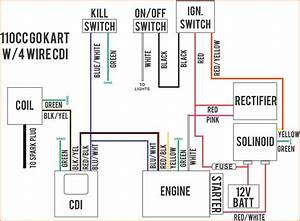 Lifan 110 Wiring Diagram  U2013 Volovets Info