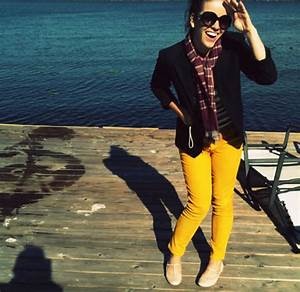 What To Wear With Yellow Pants u2013 The Best Way To Wear Yellow PantsWomen