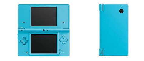 Let's Get A Good Look At That Blue Dsi