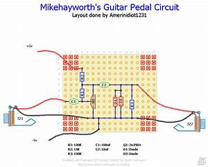 Make An Easy Guitar Distortion Pedal  Step By Step    23 Steps