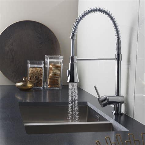 mitigeur cuisine avec douchette franke un robinet design et pas cher avec hudson reed rennes