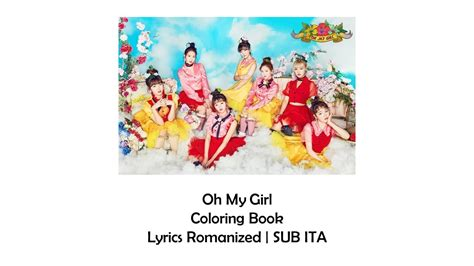 Coloring Book [lyrics Romanized