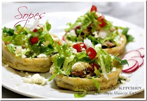 How To Make Sopes Recipe / Cómo Hacer Sopes, Easier Than