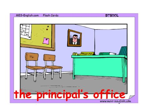 school rooms  places