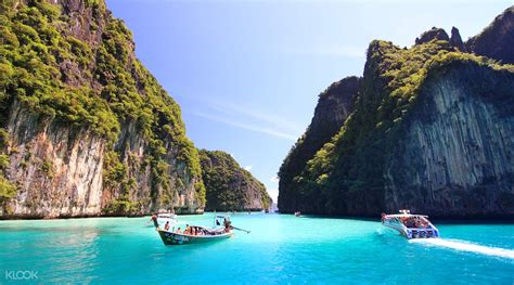 Phi Phi And Khai Islands Tour By Speedboat Klook