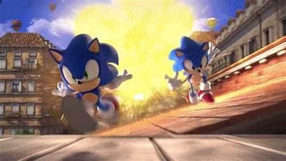 Sonic Hedgehog Scratch Giphy Gifs Reve Manga