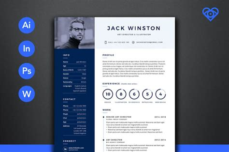 Creative Resume Format by 11 Creative Resume Design Cv Tips With Template Exles