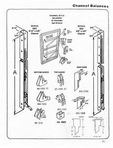 Windows  Window Replacement Parts