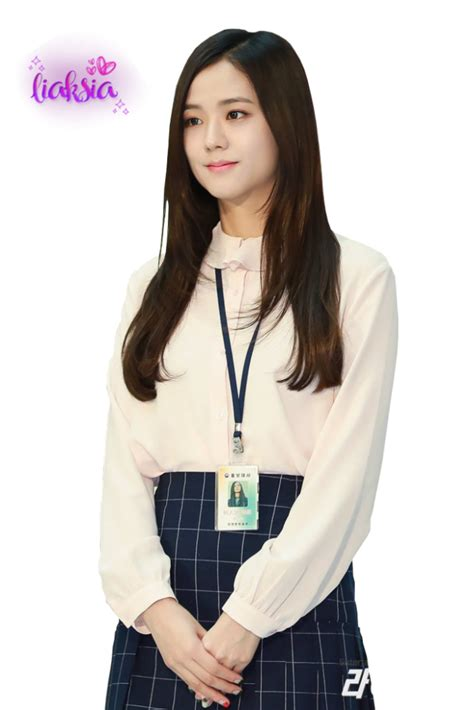 library  blackpink jisoo clip freeuse stock png files clipart art