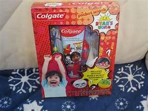Missys Product Reviews   Ryan U2019s World Colgate Kids Oral