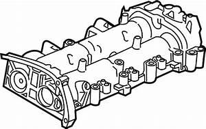 Chevrolet Cruze Engine Valve Cover  2 0 Liter Turbo Diesel