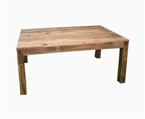 rustic dining chairs buy a handmade reclaimed antique wood parsons table made