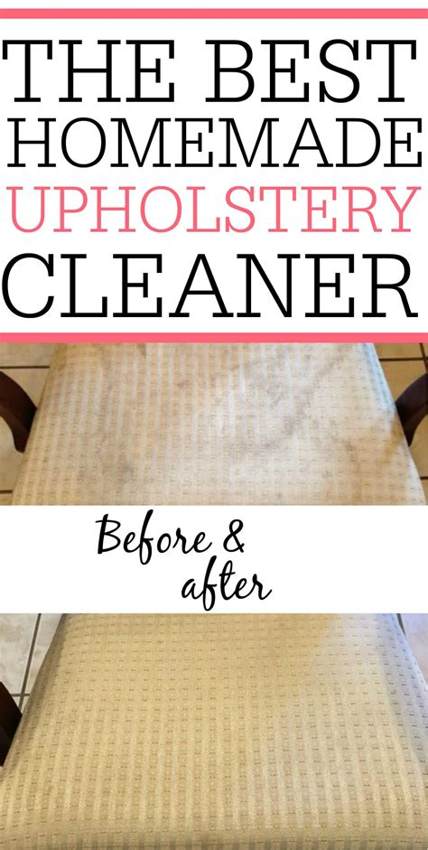Cleaning Upholstery Diy by Diy Upholstery Cleaner Frugally