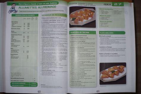 livre cuisine cap page recette cuisine livre cap cuisine cookée