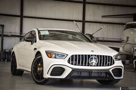Especially with a sporty driving style the. 2019 Used Mercedes-Benz AMG GT 63 S 4-Door Coupe w/Driver Assist, Warmth & Comfort Pkgs at Drive ...