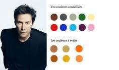 morphologie colorimetrie on pinterest sons keanu reeves With couleur chaudes et froides 5 colorimetrie les 4 saisons dressroom