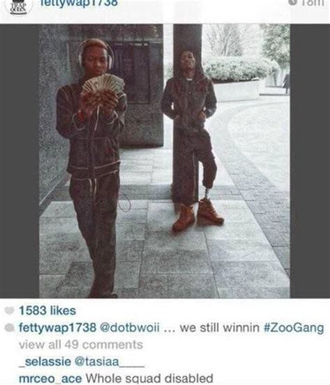 Fetty Wap Memes - 13 crazy and hilarious comments left of fetty waps instagram forreal pinterest