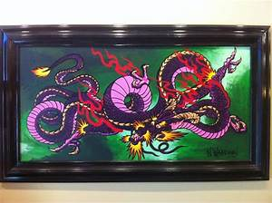 Japanese Dragon Painting by nate-tattoo on DeviantArt