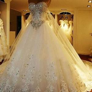 luxurious crystals tulle bridal gown sweetheart neck lace With cheap rental wedding dresses