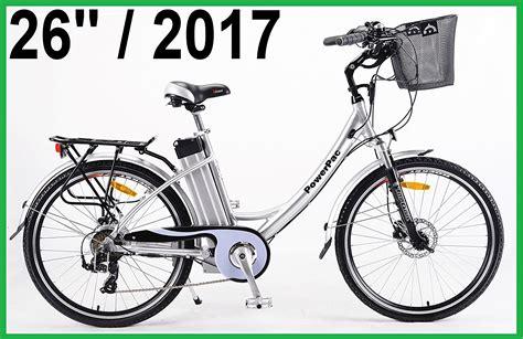 fahrradträger e bike test 2017 powerpac citybike 26 quot der gro 223 e e bike test 2017