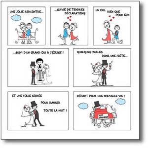 faire part mariage humour faire part mariage bd humour histoire d 39 un mariage avec scénettes