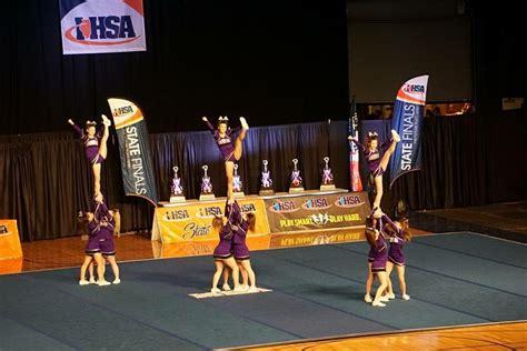 competition oakwood comet cheerleading
