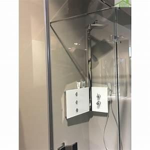 Colonne De Douche En Angle : colonne de douche d 39 angle m canique ou thermostatique sint ~ Edinachiropracticcenter.com Idées de Décoration