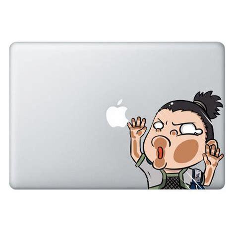 shikamaru nara trapped series for macbook laptop