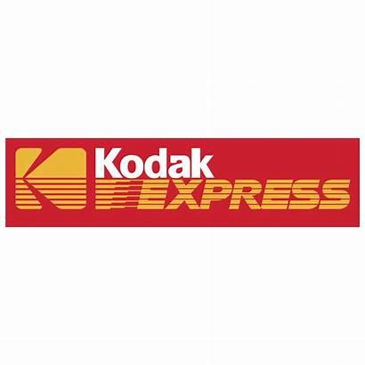 Kodak Express Transparent Svg Vector
