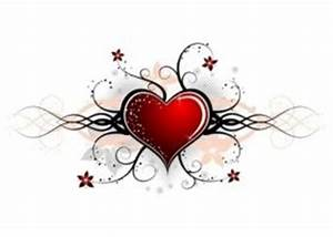 Joli petit coeur rouge Centerblog