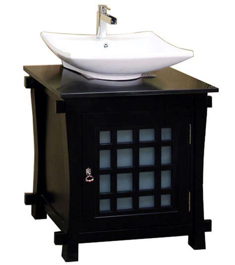 japanese bathroom sinks asian single sink vanity in bathroom vanities
