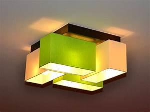 Lampenkabel Decke Verstecken : deckenlampe deckenleuchte lampe leuchte 4 flammig top design merano b4mix neu ebay ~ Frokenaadalensverden.com Haus und Dekorationen