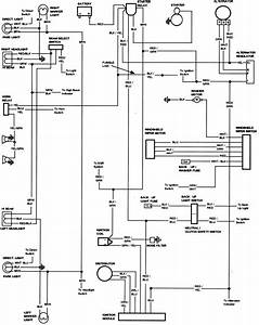 2001 Ford F350 Headlight Switch Wiring Diagram