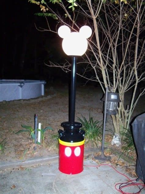 Mickey Mouse Lights Outdoor Mickey Mouse Santa Airblown