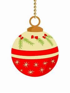 10 vintage Christmas ornament clip art pastel color retro