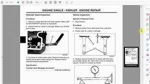 John Deere L100 L110 L120 L130 Lawn Tractors Repair Manual