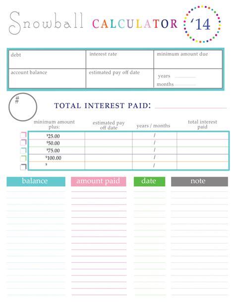 paying debt worksheets worksheets