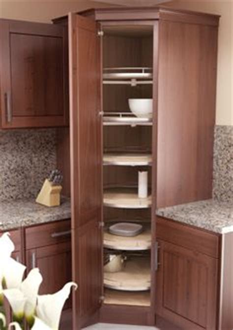 sided kitchen cabinets smart corner cabinet door design kitchens forum 6926