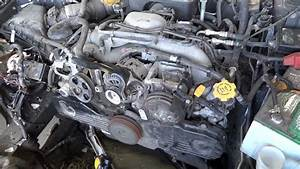 2005 Saab 9-2x Engine With 85k Miles