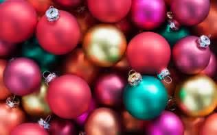 colorful christmas balls wallpaper 1920x1200 resolution wallpaper download best wallpaper net