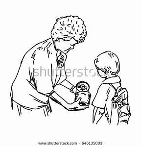 Give To Poor Widows Coloring Page Pages Sketch Coloring Page