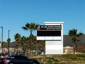 MT San Jacinto College Menifee