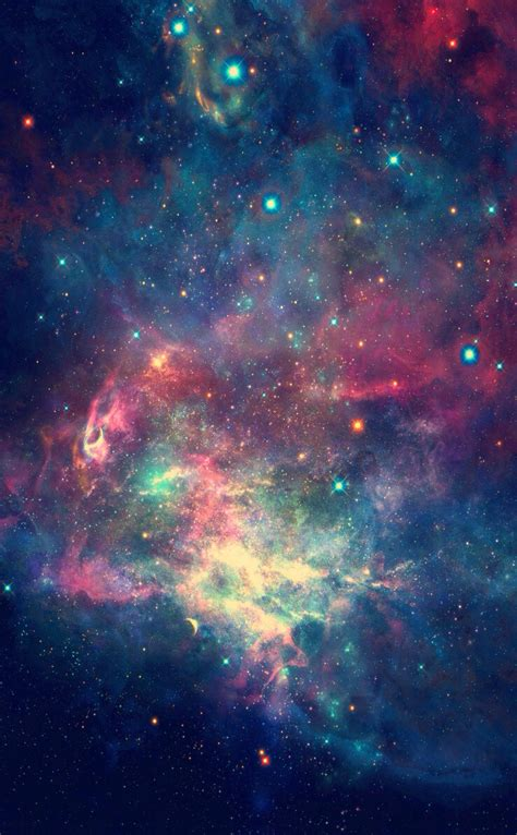 iphone wallpaper lockscreen universe galaxy galaxia
