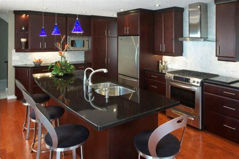 cocinas integrales modernas de lujo deco de interiores