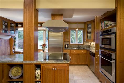 kitchen stairs design open galley kitchen albion cabinets stairs 6355