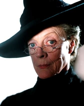 Maggie Smith Harry Potter