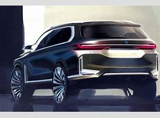 2019 BMW X7 Review, Release Date, Platform, Interior and