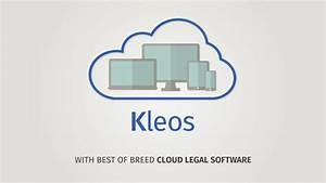 Kleos User Guide - Introduction