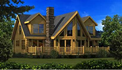 Danville Log Homes Cabin Plans Southland Floor