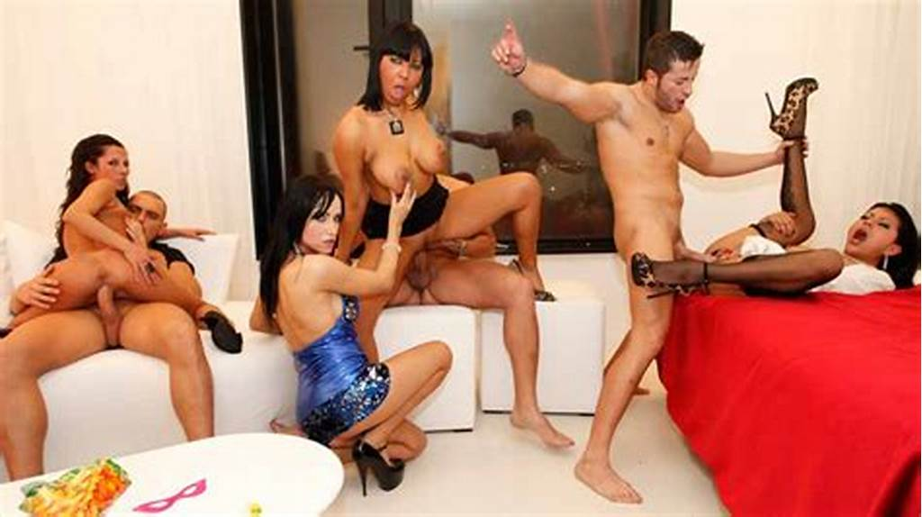 #Party #Girls #Fucking #In #A #Wild #Orgy